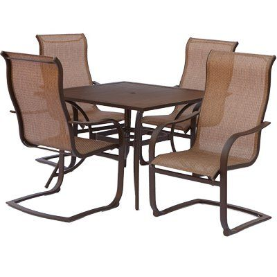 Bellevue Patio Collection, table & chairs set