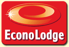 Econo Lodge 1 Night Stay & Deluxe Continental Breakfast